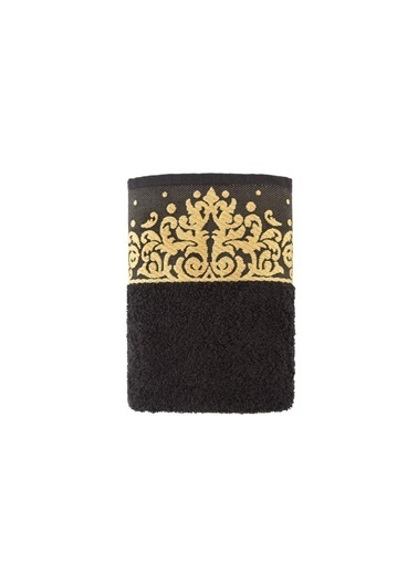 İrya New Flossy Havlu Sıyah 90*150 Siyah